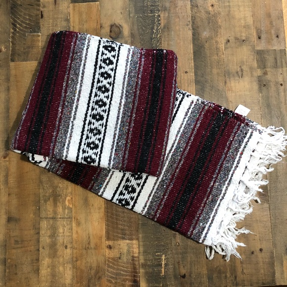 Authentic Mexican blanket - new